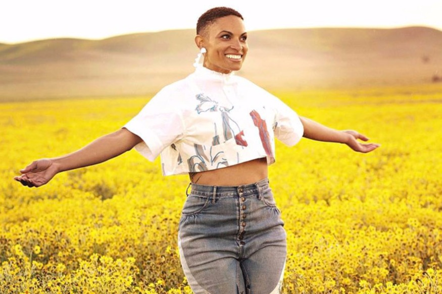 "Goapele : Le clip ""Stay"" avec BJ The Chicago Kid"