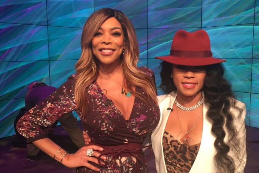 "Keyshia Cole brille dans le ""Wendy Williams Show"" avec ""Incapable"""