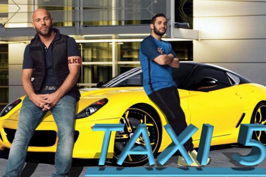 taxi 5 avec franck gastambide sortira le 11 avril 2018 soul addict. Black Bedroom Furniture Sets. Home Design Ideas