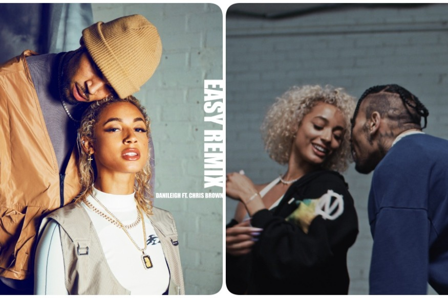 "DaniLeigh s'entoure d'une superstar pour le remix de ""Easy"""