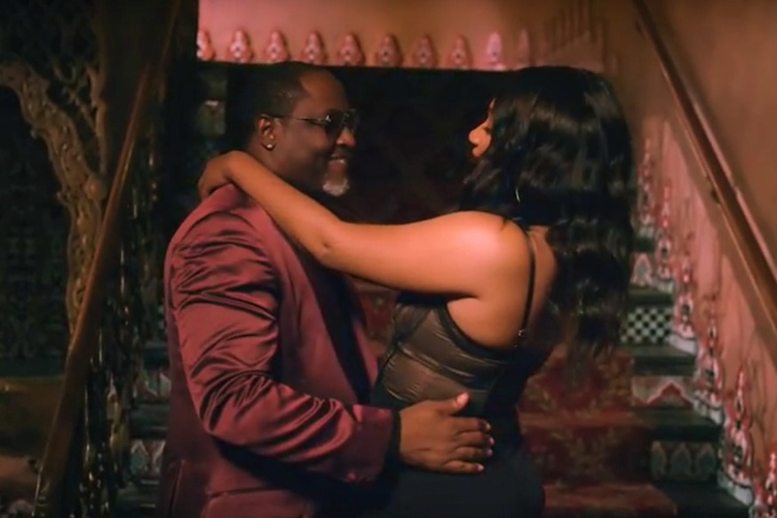 "Clip: Johnny Gill ""Soul of a Woman"""