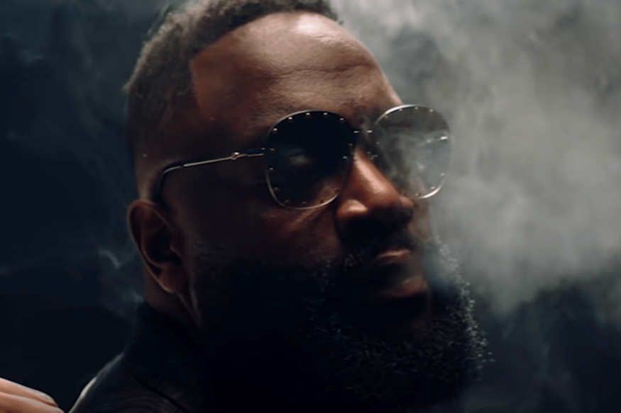 "Clip: Rick Ross ""Fascinated"""