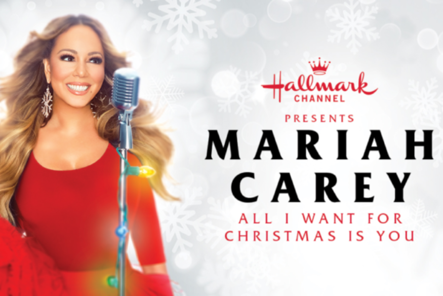 "Mariah Carey annonce le ""All I Want For Christmas Is You Tour"""