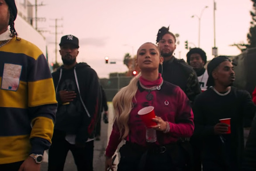 "Danileigh: le clip ""Old Me"""