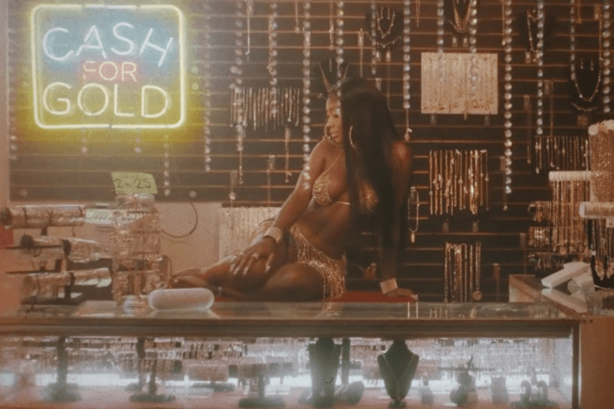 "Summer Walker: le clip ""Come Thru"" avec Usher"