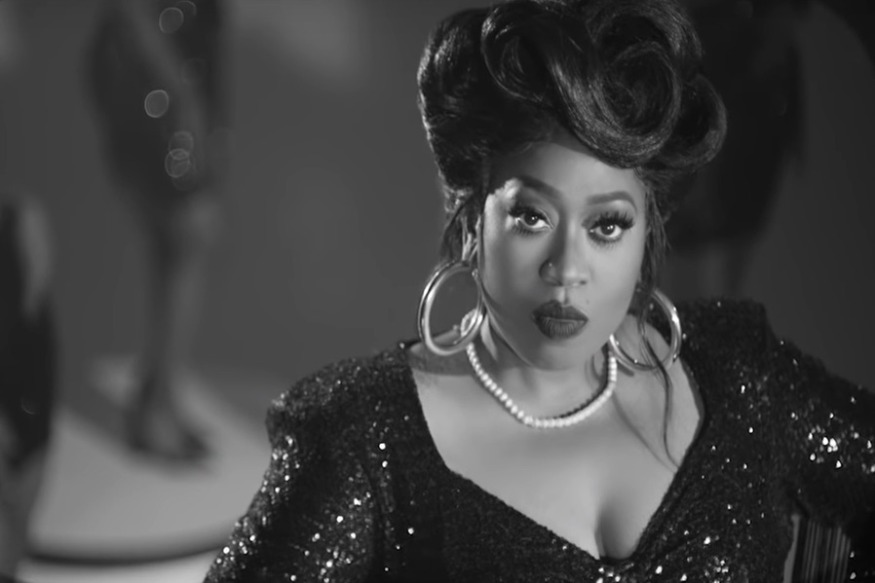 "Missy Elliott en mode rétro dans le clip ""Why I Still Love You"""