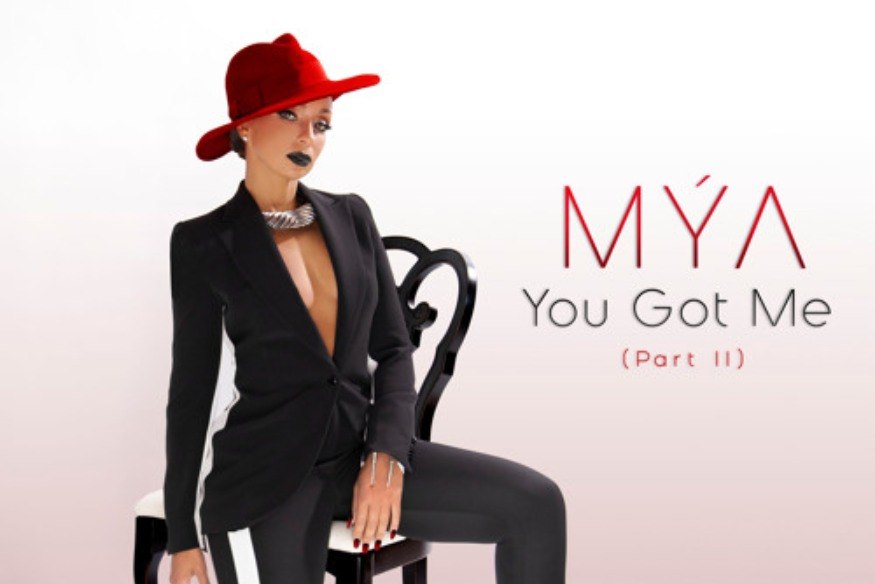 "Mya livre ""You Got Me (Part II)"""