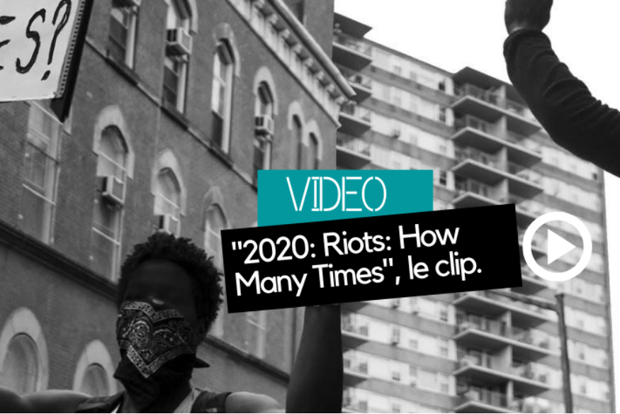 "Trey Songz: le visuel événement de ""2020: Riots: How Many Times"""