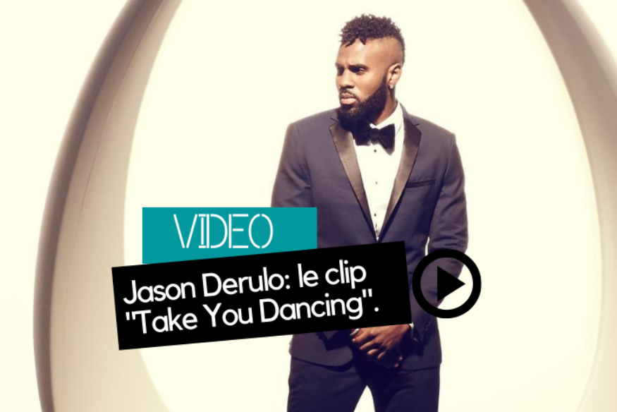 "Jason Derulo enchaîne avec ""Take You Dancing"""