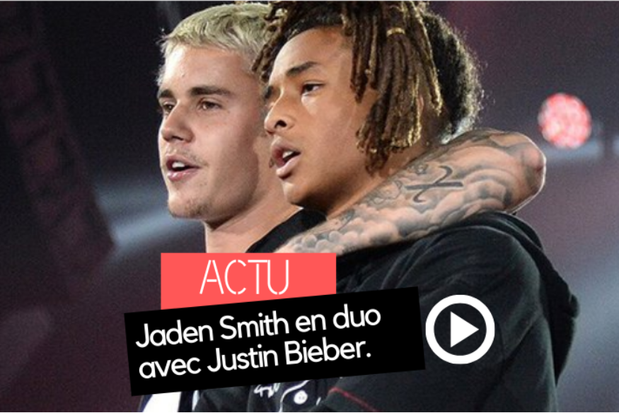 "Jaden Smith et Justin Bieber se retrouvent sur ""Falling For You"""