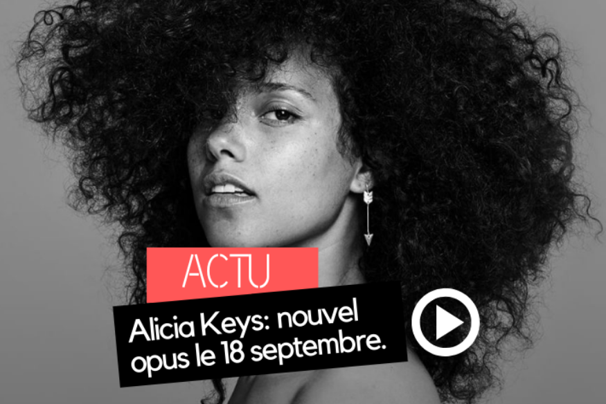 "Alicia Keys: l'opus ""A.L.I.C.I.A"" sort le 18 septembre 2020"