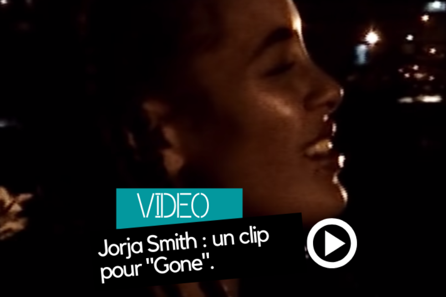 "Jorja Smith : un clip pour ""Gone"""