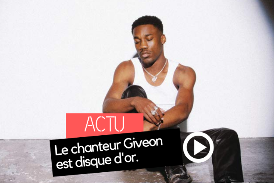 "Giveon : l'opus ""When It's All Said and Done… Take Time"" est disque d'or"