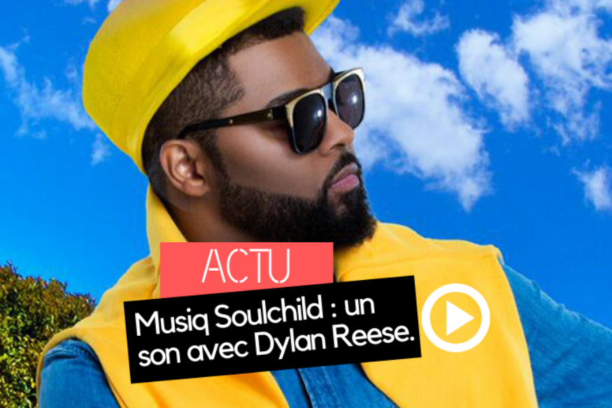 "Musiq Soulchild et Dylan Reese sur ""Lose Your Love"""